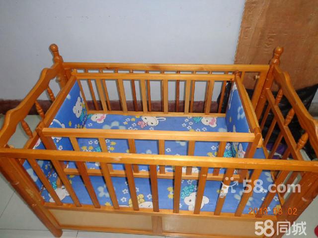 58同城二手儿童床
