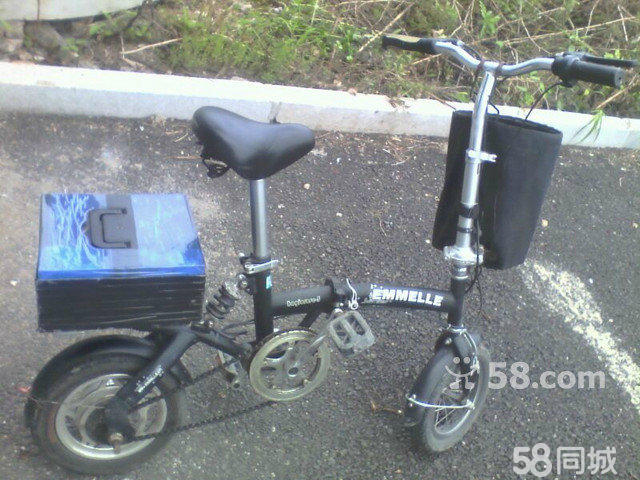 【图】个人改装电动自行车