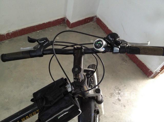 自行车 - 全铝结构