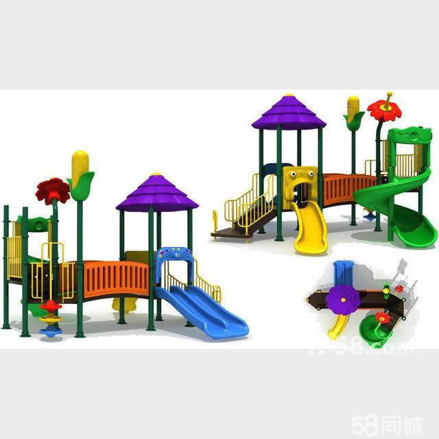 室外小型儿童游乐场