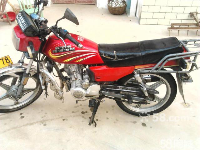 精通 天马 跨骑 125摩托车 证件齐全 襄州