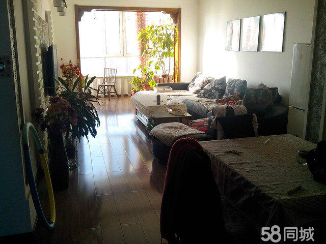 整租中介果园果园星城 2室1厅80平米 精装修 半年付( 房子装修好 照片
