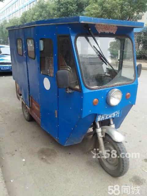 【图】转让拉客三轮车 - 义乌市区二手摩托车