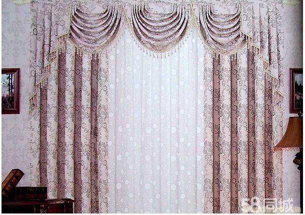 窗帘罗马杠安装方法_罗马杆窗帘安装步骤图 罗马杆窗帘效果图 罗马杆窗帘(3) - 赛美 ...