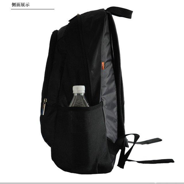 威豹双肩包 2014新款学生书包 双背包男学生书包 中小学书包 1806图片