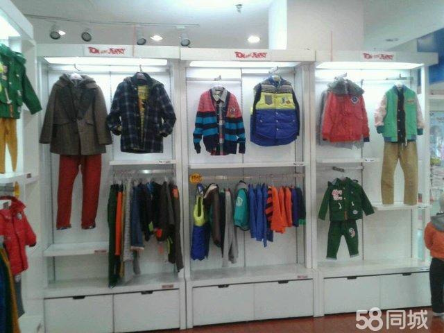 【图】儿童服装展柜