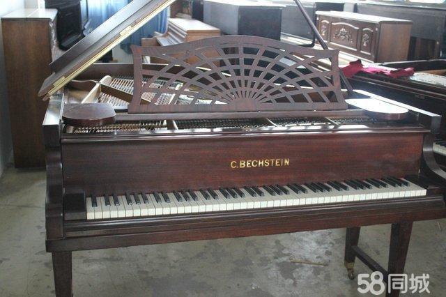 古董钢琴 斯坦威三角钢琴图片