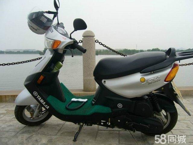【图】雅马哈巧格踏板摩托车