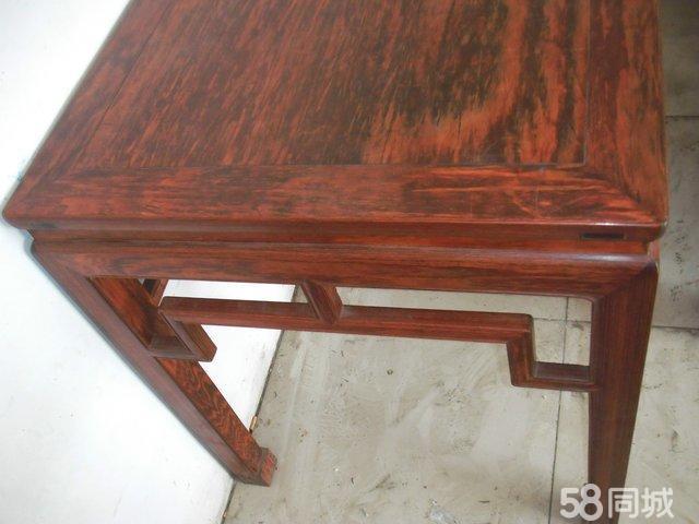 【图】低价转让红木桌子