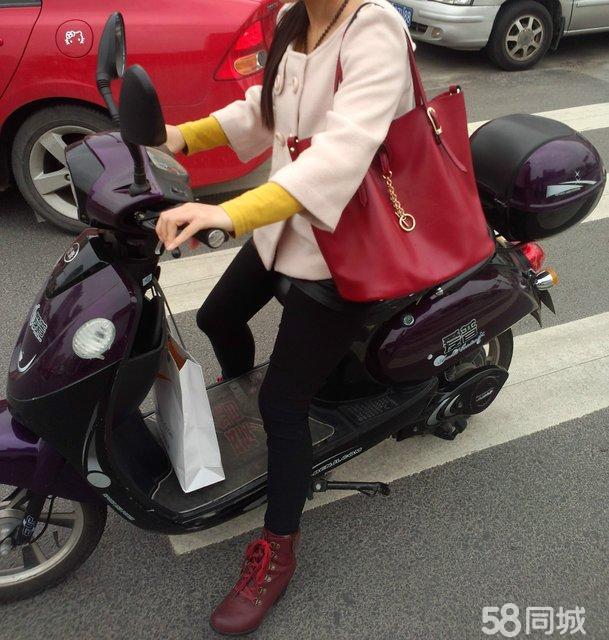 【图】女孩子骑得电瓶车,有需要的看一下大全图片女生头像a大全唯美大全带字图片图片