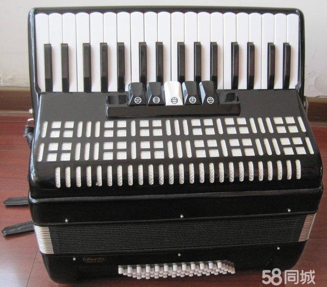 手风琴简谱 手风琴贝斯图 手风琴左手指法图片