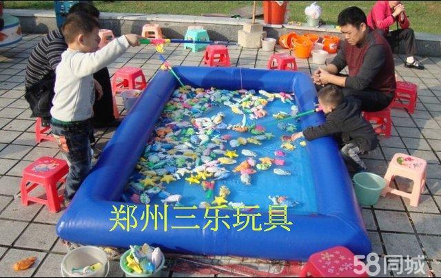 【图】河北夏季儿童充气钓鱼池/河北沧州儿童充气
