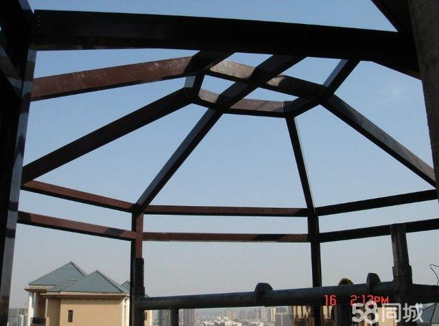 【图】不锈钢门窗顶棚阳光房阳台栏杆楼梯