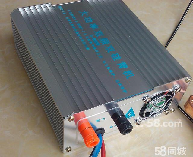 超声波逆变器电鱼机头双频双硅图片