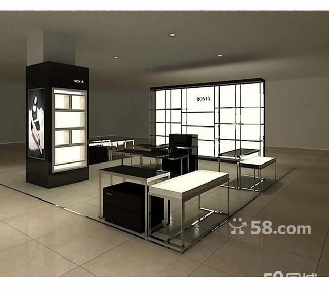 商场店铺装修设计 展柜 货柜 柜台制作 装饰工程