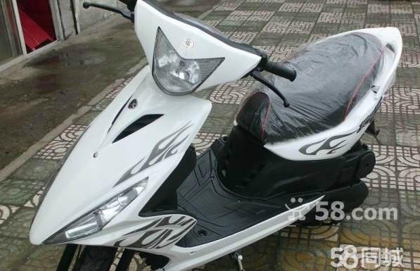 【图】鬼火摩托车动力十足