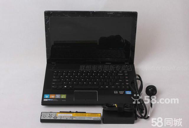 全新联想笔记本电脑 g400 双核