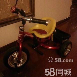【图】正品qat琪安特儿童三轮车