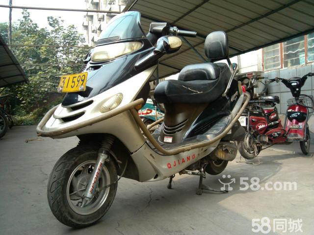 f5摩托车多少钱_钱江125踏板摩托车改装-钱江125踏板摩托车质量如何 _感人网