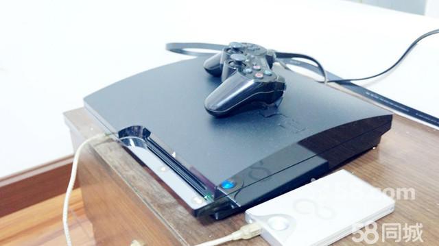 【图】PS3 2000型号破解版家用PS3,成色好,反