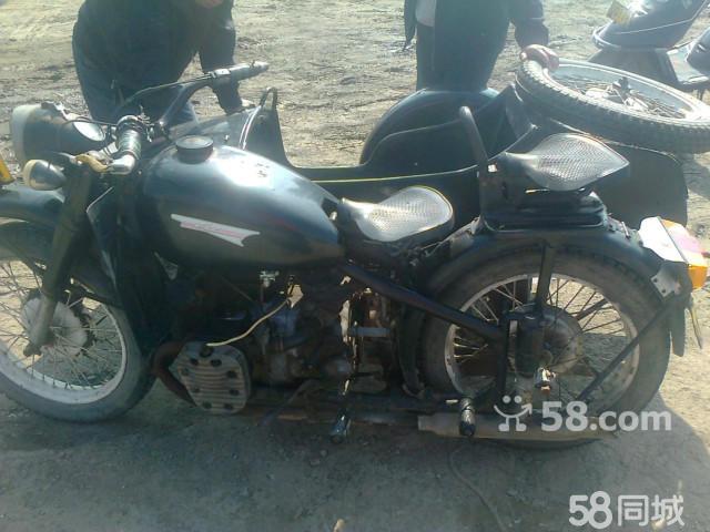 【图】长江750摩托车
