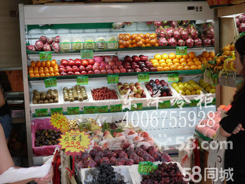 【图】广州水果柜|广州百果园水果展示柜|广州