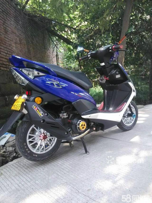 石家庄二手车58_【图】林海雅马哈鬼火二代 - 二手摩托车 - 石家庄58同城
