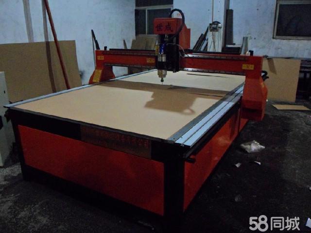1325型号雕刻机适合价格广告类中纤板电木板亚克力,木工异形开料