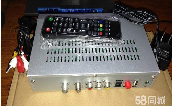 wjt/500 机顶盒伴侣 有线数字电视机顶盒共享器 万家通