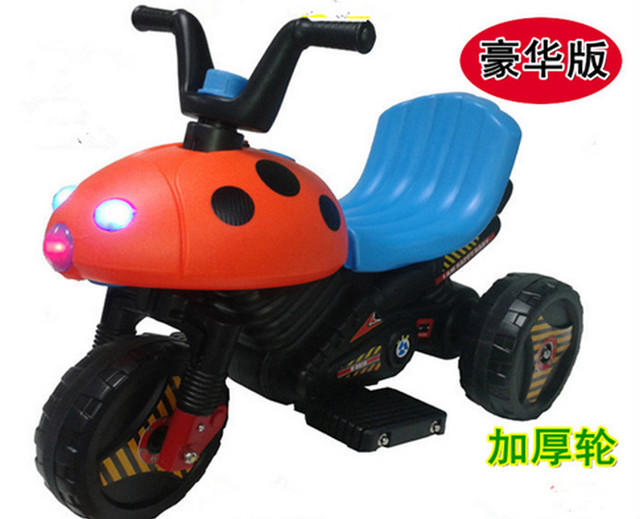 【图】新款儿童电动车