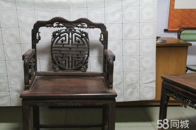 【图】老红木家具一套-艺术品/收藏品-北京5橄榄油红木家具不同用图片
