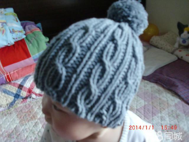 毛线编织儿童包包