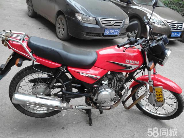 江安/自用证照齐全雅马哈125转让(江安)降价700了
