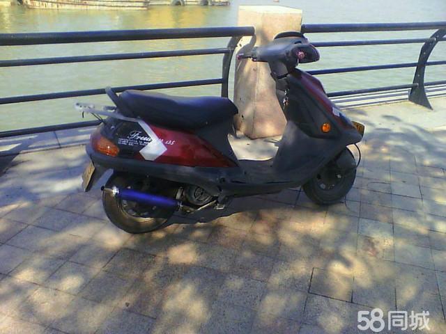 【图】回家转让豪迈女装摩托车过年-东莞周悠悠车图片