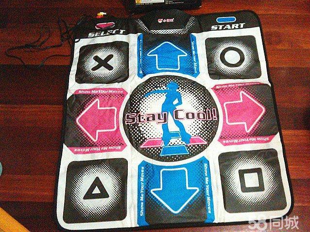 【图】小霸王 跳舞毯 游戏机