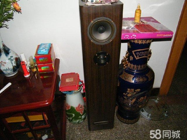 构4喇叭三分频音箱