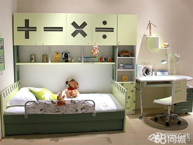 【图】多喜爱儿童床