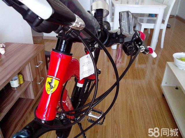 全新的 男士法拉利山地自行车fb2613高清图片