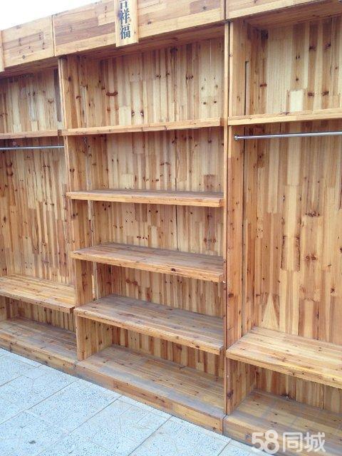 【图】租房实木家具-新华新华周边二手家具齐全新宁货架转让图片