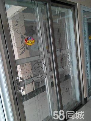 【图】阳台厨房钛合金推拉门