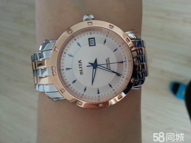 深圳百利达仿陶瓷手表高清图片   供应机械手表,手表鸿利达高清图片