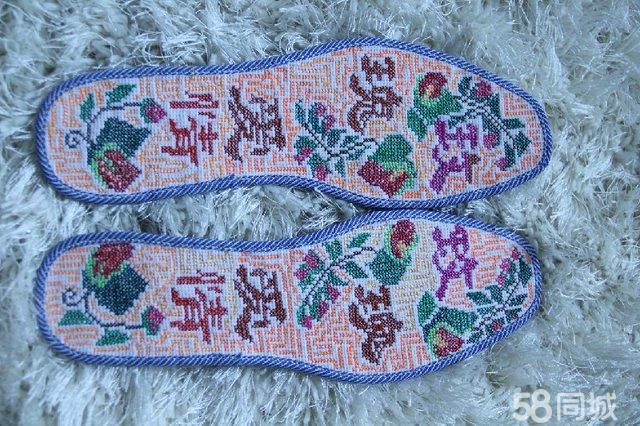 手工鞋垫图案 花样 精选图片
