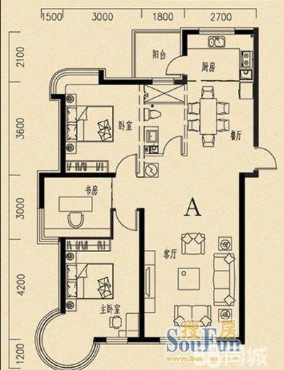 农村房子设计图二层四合院展示