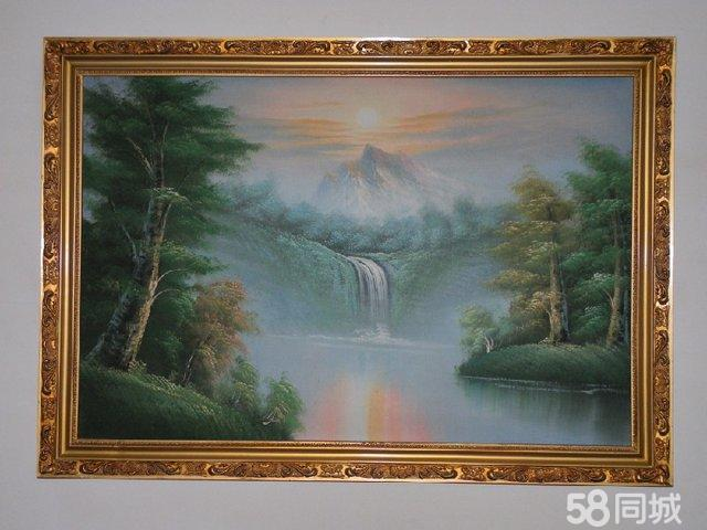 【图】适合挂客厅的油画
