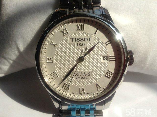 【图】全新天梭手表,香港代购有价格标签,发票