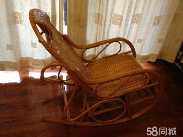 【图】v厂家厂家转让-福田香蜜湖二手家具家具变形多功能藤椅图片