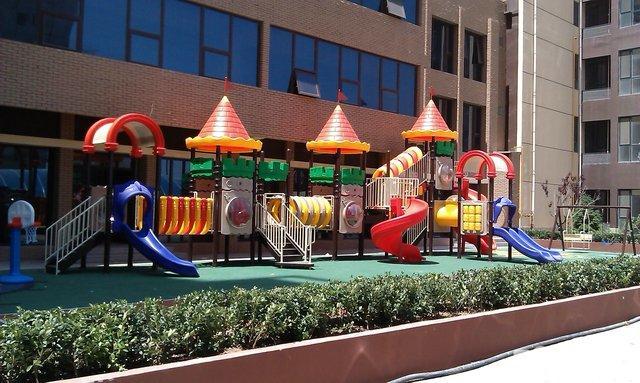 幼儿园滑梯,幼儿园玩具