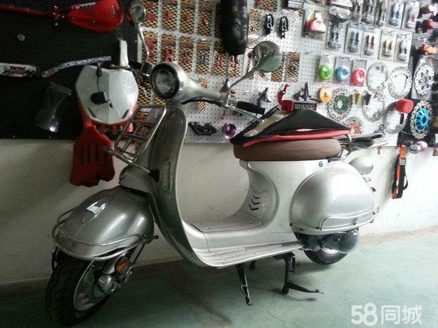 【图】vespa款摩托车 意大利国宝图片