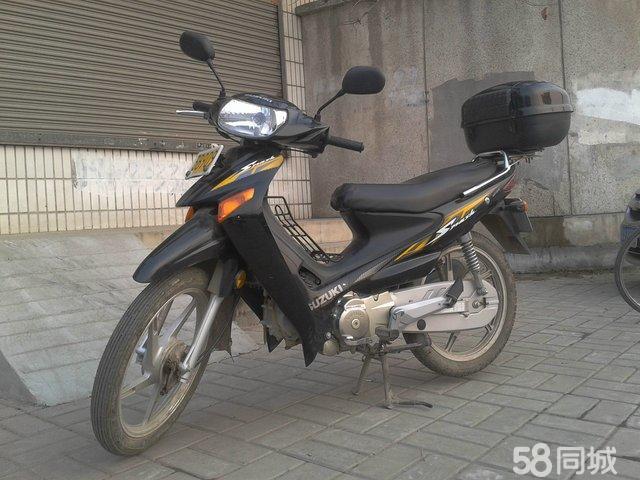 轻骑铃木普通二轮摩托车