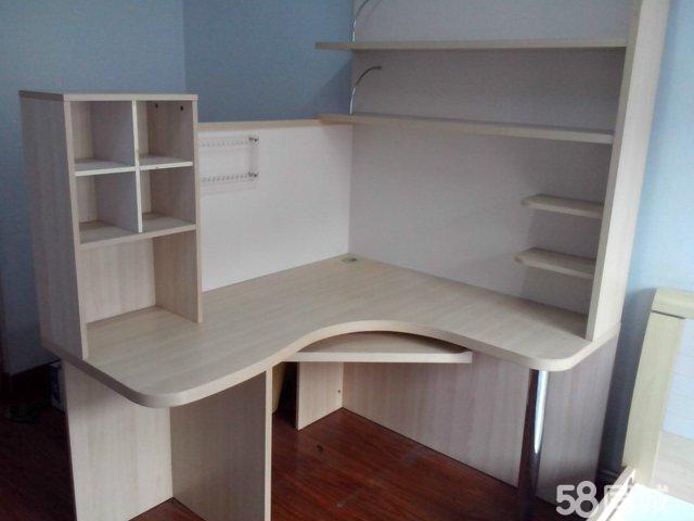 【图】家具电脑桌书桌组合-振兴二手转角方圆家具厂教学图片